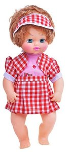 Кукла Полинка 40 см (пакет), арт.ПЛЗ40-11 фото