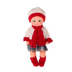 Кукла Алинка полз 40 см арт.ПЛЗ40-1 фото