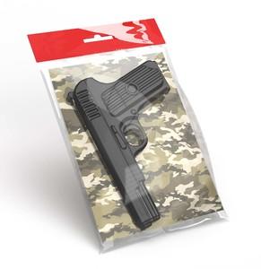Оружие пластиковое Пистолет, арт.02333 фото