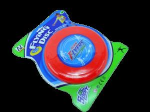 "Летающая тарелка ""Фрисби"" цветная 20 см, арт.100955569/NL-08F фото"