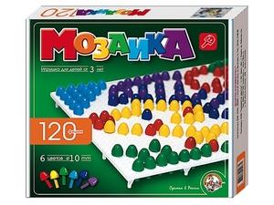 Мозаика d10/6 цв/120 эл/1 поле, арт.00973 фото