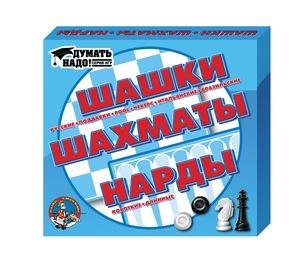 Шашки/шахматы/нарды арт.01451 фото