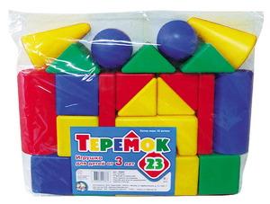 Теремок-23 эл. (пакет) арт.00883 (упак.10) фото