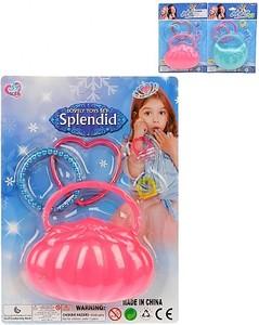"""Набор """"Модница"""", игрушки для девочек и кукол, 5 предметов, арт.47336 фото"""
