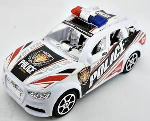 Полицейская машина (в кор.240), арт.XH395 фото