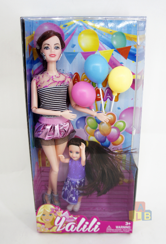 Набор кукол (в кор.84),арт.YT040 фото