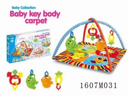 игровой коврик для малышей до 1 года