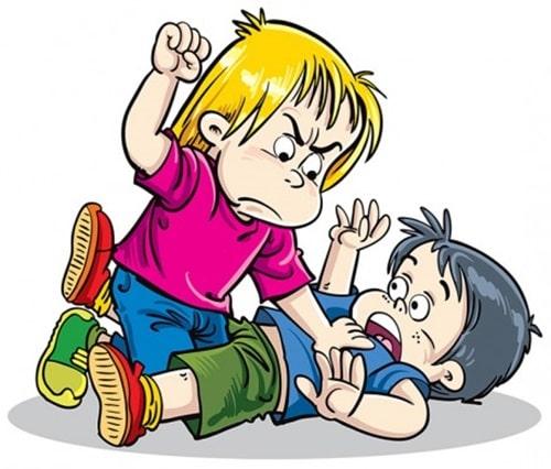 почему у ребенка агрессивное поведение