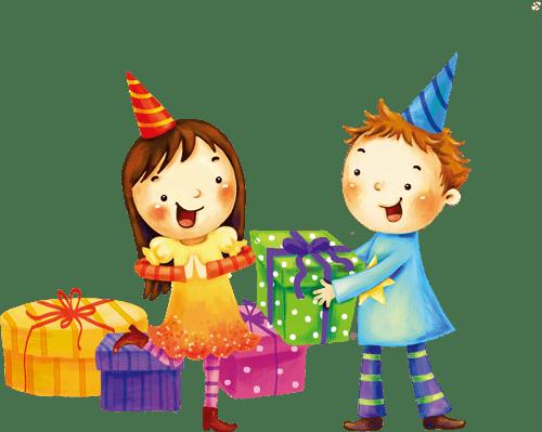 подарить подарок малышу