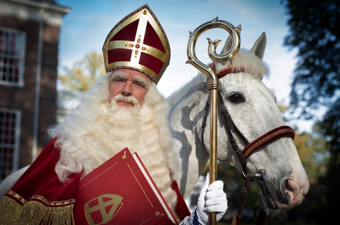 Синтерклаас и конь Америго